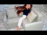 Угловой диван для куклы своими руками