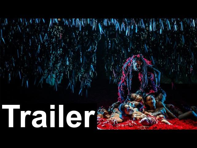 Yang Liping Contemporary Dance - Under Siege - Trailer (Sadler's Wells)