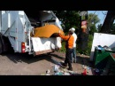 мусоровоз Geesinknorba Голландия