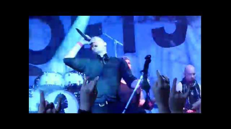 POETS OF THE FALL - RUNNING OUT OF TIME (LIVE 28.10.2016)