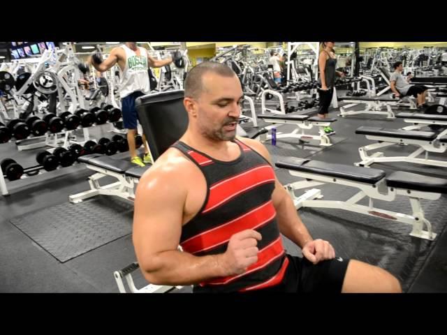 МЕЖПОЗВОНОЧНЫЕ ГРЫЖИ - Упражнения СИДЯ от HeavyMetalGYM