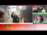 Прямой эфир RT в связи со взрывом в метро Санкт-Петербурга