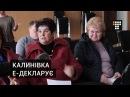 Е-декларації у селі Калинівка: «Тільки в 3 ночі донька змогла передати дані на сайт»