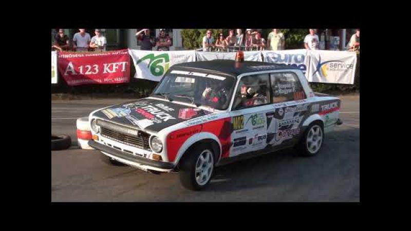 Stepán-Magyar Lada 2101 KIT M6LOG Baranya kupa 2017.-Lepold Sportvideo