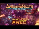 Awesomenauts - Free to Play Launch Trailer
