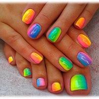 Шеллак Под Натуральные Ногти Дизайн Фото
