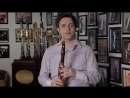 Backun Clarinet Concepts _ Cocobolo  Grenadilla Clarinets with Jose Franch-Ballester