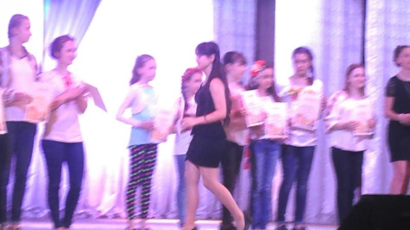 Нагородження переможців конкурсу Зоряний калейдоскоп у номінації Чарівна палітра