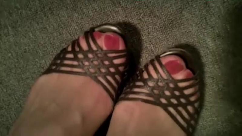 Brown Heels Sexy сексуальные эротические ноги стопы обувь колготки девочки мамаши школьницы студентки молодые