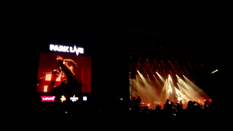 System Of A Down — Dreaming/ATWA(Park Live, 05.07.17)