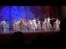 Балет Щелкунчик в концертном зале Космос. Вальс Цветов П.И.Чайковский. Это волшебно!