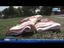 Футбольные школы Владикавказа получили 25 именных пар вратарских перчаток от Сослана Джанаева