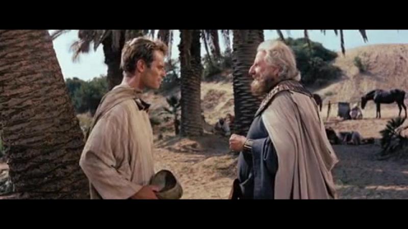 Бен-Гур (Ben-Hur, 1959) ‧ Боевик/Романтический фильм ‧ (A/R)