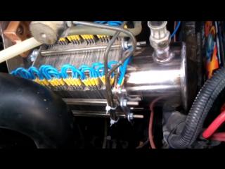 HHO generator for Mercedes 212D _ HHO генератор Мерседес 212D