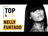 ТОП 4 КЛИПОВ С НЕЛЛИ ФУРТАДО  |  TOP 4 CLIPS WITH NELLY FURTADO