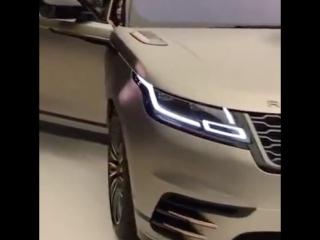 Шикарный Range Rover Velar