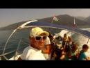 Морские прогулки с дельфинами на скоростном катере Багратион с Фёдором Косых Абхазия г Гагры