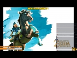 [18+] The Legend of Zelda Breath of the Wild стрим третий