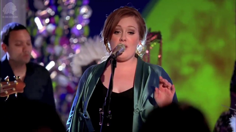 Adele – right as rain [ugly betty]
