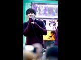 [FANCAM] 161029 Югём @ «Hot Carry» Good-Bye Mini Fan-Meeting