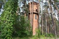 02 сентября 2011 - Водонапорная башня в Портпоселке Тольятти