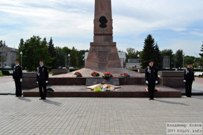 02 сентября 2011 - Вахта памяти в Тольятти посвященная 66-летию окончанию II мировой войны