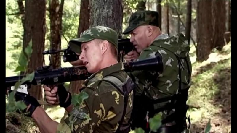 Стреляющие горы (2010). Первый бой российских пограничников с боевиками у реки