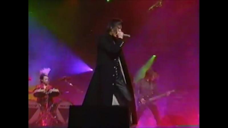 BUCK-TICK - 残骸 (Zangai) tv show Pop Jam 2003.02.17