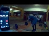 Ерохин Александр 162 повтора ,90 кг