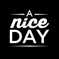 Логотип A Nice Day / Танец. Фитнес. Йога.