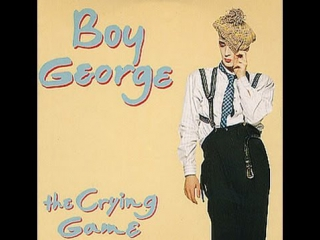 Boy George - The Crying Game (1992)