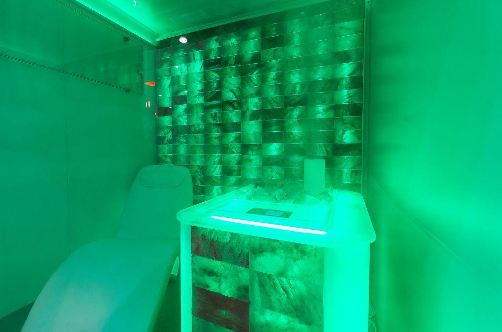 соляная комната в Краснодаре, посещение соляной комнаты Краснодар, галокамера галотерапия