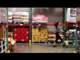 Supermarket Irish Dance