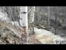 Водопад Кук-Караук, 29 апреля 2017 года