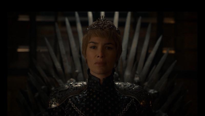 Игры престолов 1 серия 7 сезон.