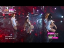 HOT DALSHABET - JOKER, 달샤벳 - 조커, Show Music core 20150502