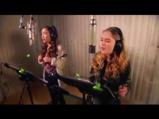 Take On The World (Girl Meets World Theme) - Sabrina Carpenter, Rowan Blanchard