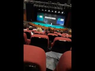 Антон Бритва на Synergy Insight Forum 2017