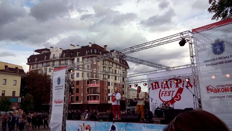Юрчик призентує спідню білизну в Маках