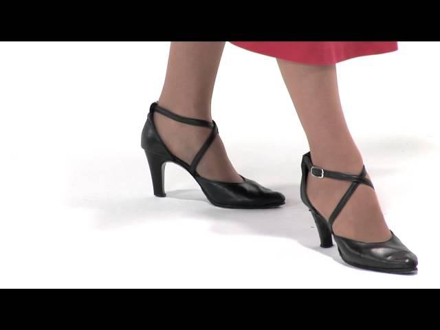 Academia de Baile - Chacarera Paso básico mujer (Clase 5)
