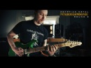 Classic Metal Workout - Guitar Lesson - How to play in style of Iron Maiden, Dio, Rainbow