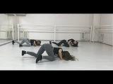 Jah Khalib - Дай Мне Twerk choreo by MS HELEN K.O.D.A.