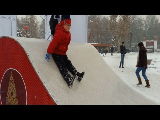 Funny Videos For Kids Playing in the Snow 2 hours