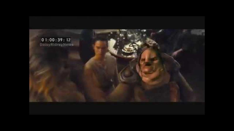 Chewbacca rips off Unkar Plutt's arm