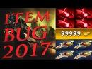 DOTA 2: GAME BREAKING ITEM DUPLICATION BUG *INFINITE GOLD* (2017)