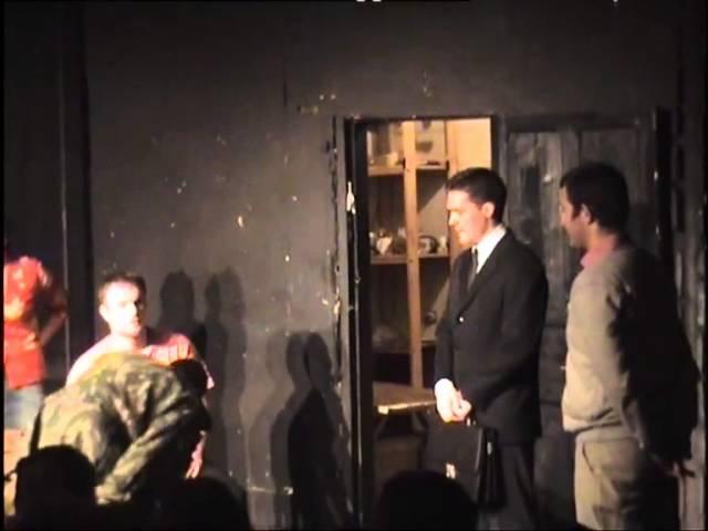 Экспонаты - спектакль Театра.doc и ЦДР [ОКОЛОТЕАТР]