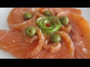 Как быстро засолить красную рыбу clip hướng dẫn cách làm cá hồi muối Công thức muối cá hồi Mẹ Bé