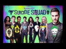 SuicideSquadtrailer3♡(The Vampire Diaries style)|REQUESTED|