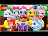 ♥ Doc McStuffins Healing & Cleaning Disney Princess PALACE PETS Whisker Haven LEGO Cartoon