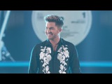 Adam Lambert perform Faith at ABC Greatest Hits Live